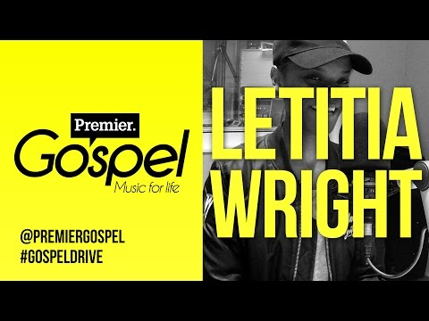 Letitia Wright - I quit acting for Christ // Premier Gospel