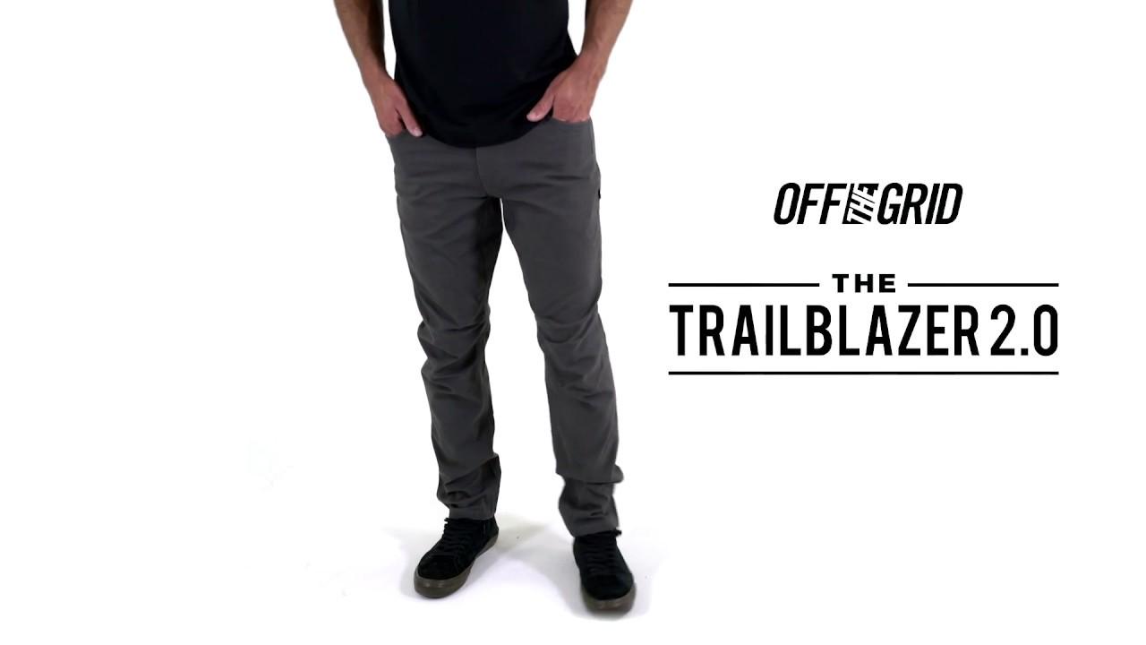 Trailblazer 2 0 Pants   Off The Grid
