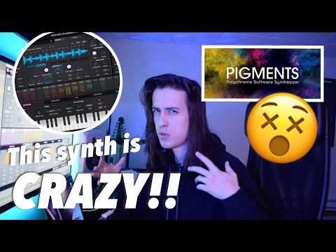 Making a Chill Beat with Arturia Pigments 2 | (Arturia Pigments Plugin Review)