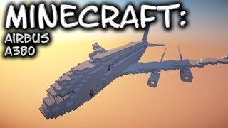 Minecraft: Airbus A380 Tutorial