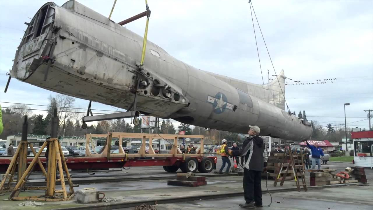 Image result for b-17 lacey lady restoration