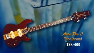 Aria Pro II TSB-400 ThorSound bass guitar