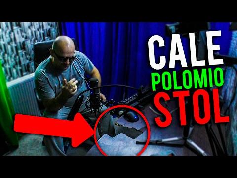 CALE JE POLOMIO STOL ! Grand Theft Auto V - Najludje Trke w/Cale