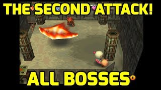 Bomberman 64: The Second Attack! (N64) - All Bosses