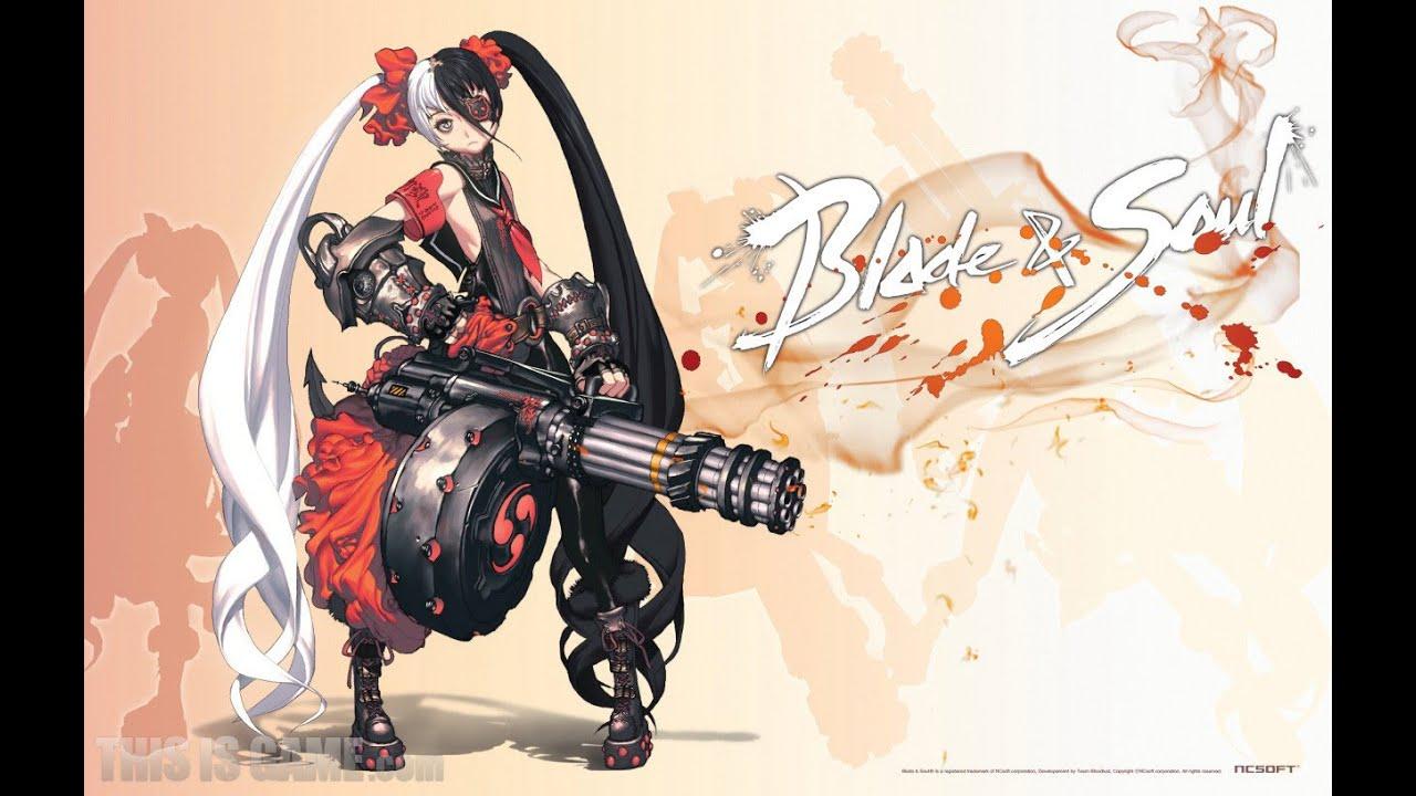 Blade And Soul Bilder