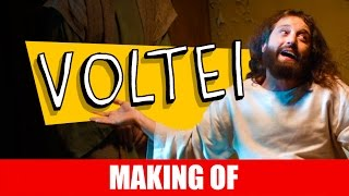 Vídeo - Making Of – Voltei