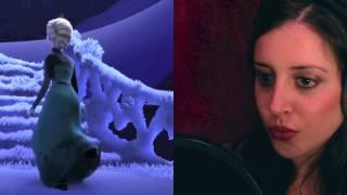 """Let It Go"" (From Disney's Frozen) Charlotte Bash cover Feat. Omer Ben-Zvi"
