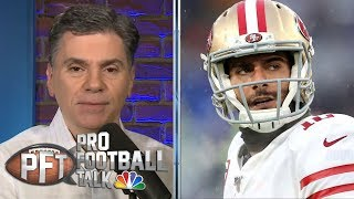 Ranking the best QBs in NFL's Divisional Round | Pro Football Talk | NBC Sports