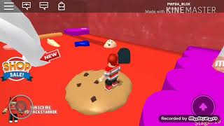 ROBLOX, Escape vein Part 2 exit by Ku KJKKKK
