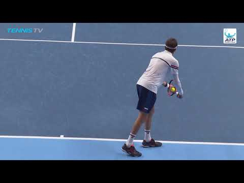 Highlights: Mahut/Roger-Vasselin Capture Team Title No. 6 In Antwerp 2018