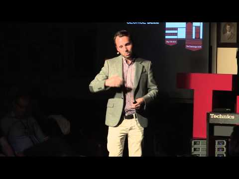 A hitchhiker's guide to the future: George Bell at TEDxOxbridge