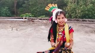 Akhi bujidele disuchhe mate maa Sambalei | Sambalpuri Dance by Jyotirmayee | 2020