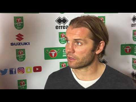 INTERVIEW: Robbie Neilson's Swansea City reaction