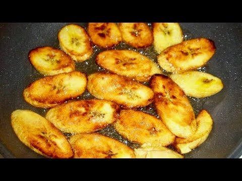 Cook And Eat Plantains For 7 Days, THIS Will Happen To Your Body!