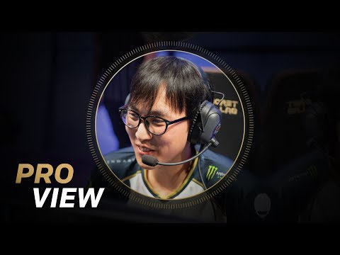 Doublelift Reacts to Pro View