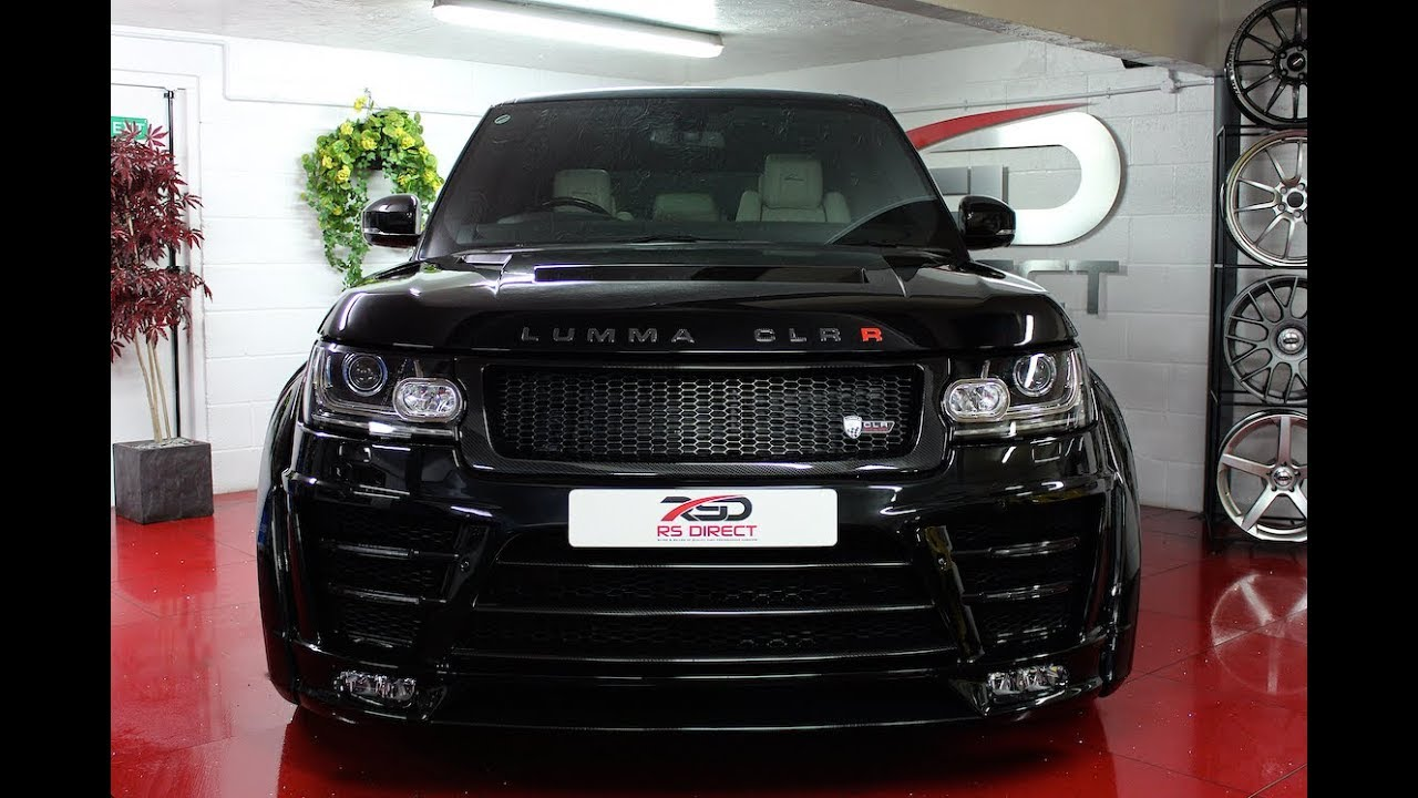 Range Rover Lumma Clr Gt Evo For Sale At Rs Direct Bristol Youtube