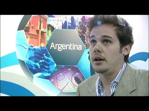 Nicolas Kreckler, Argentine Ministry of Foreign Affairs & International Trade