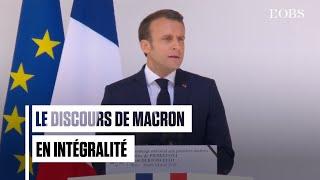 Hommage aux soldats tués : le discours complet d'Emmanuel Macron
