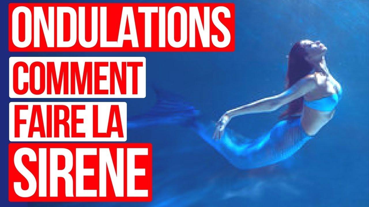 Ondulations natation comment faire la sirene ou le dauphin youtube - Comment faire fuire les abeilles ...