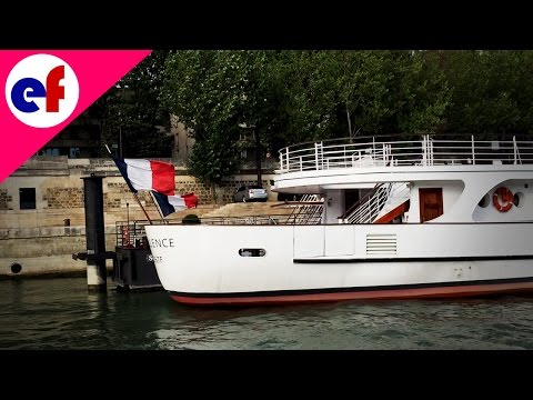 River Seine Cruise in Paris with Bateaux Mouches HD | Explore France