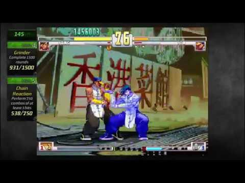 Street Fighter III: Third Strike (Xbox Live Arcade) Arcade as Yang