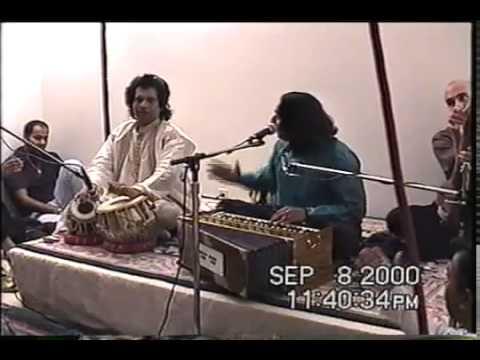 Ustad Shafqat Ali Khan - Rukh se parda