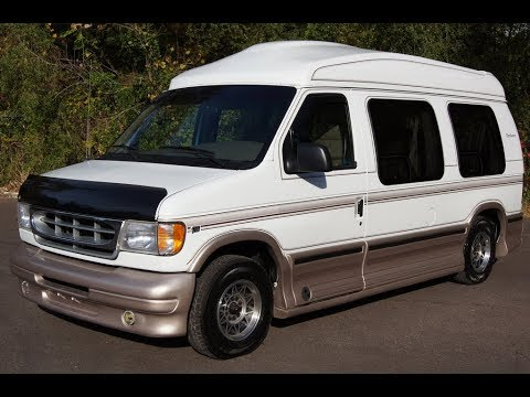 1997 ford e150 explorer limited se hightop conversion van. Black Bedroom Furniture Sets. Home Design Ideas