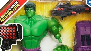 Сборные Супер Герои 'Халк' / Super Hero Mashers Hulk - Marvel - Hasbro - A6836