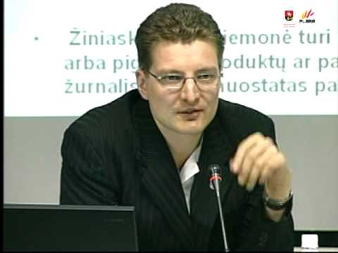"""Konferencijos apžvalga (Conference preview, """"Media Against Corruption and Crime in Lithuania"""")"""
