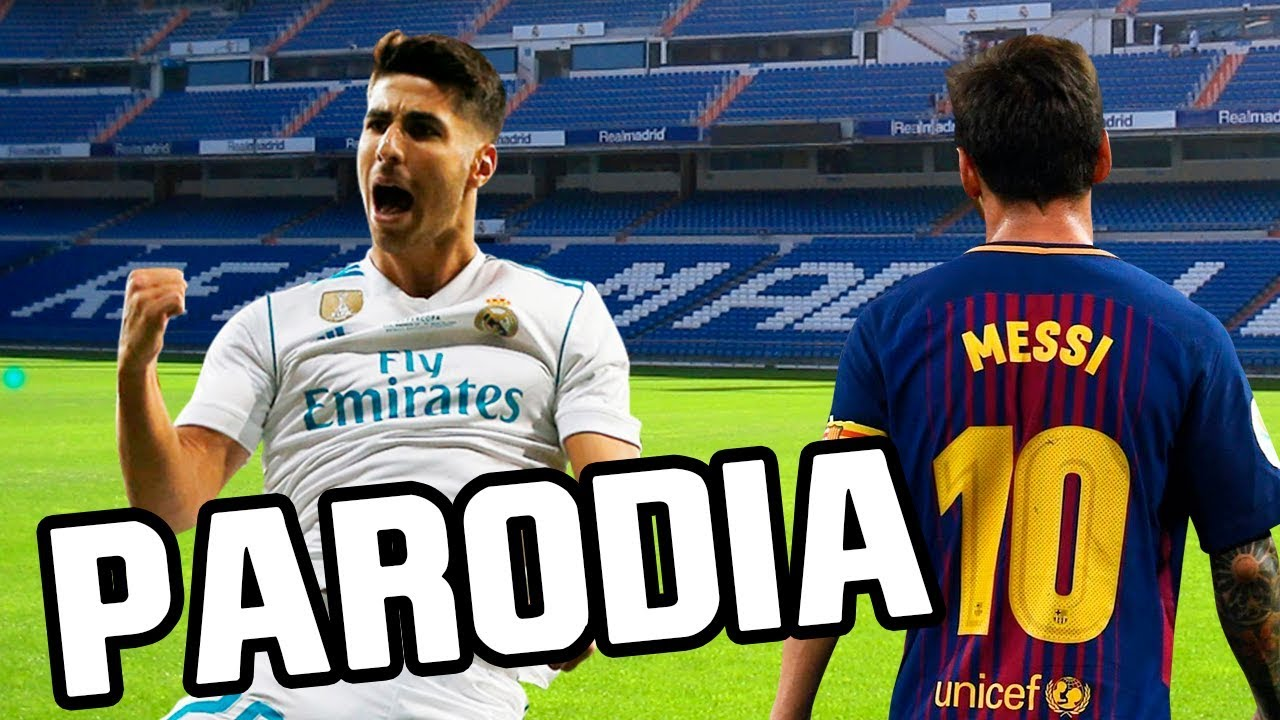 Canci n real madrid vs barcelona 2 0 parodia una lady como t mtz manuel turizo youtube - Forlady barcelona ...