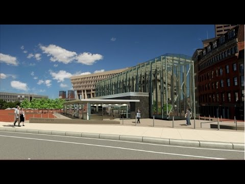 Government Center Station – Where the T Stands for Transformation