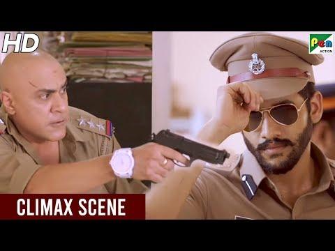 Rowdy Rajnikanth Movie - Climax Scene | New Hindi Dubbed Movie | Manjima Mohan, Naga Chaitanya