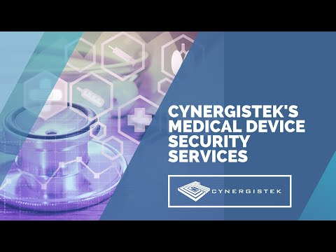 CynergisTek's Medical Device Security Services