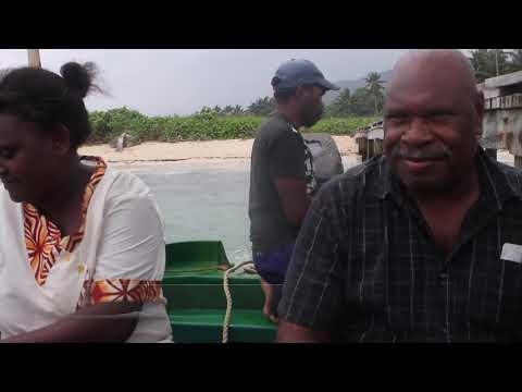 Blue Soul Earth Heads to the Solomon Islands