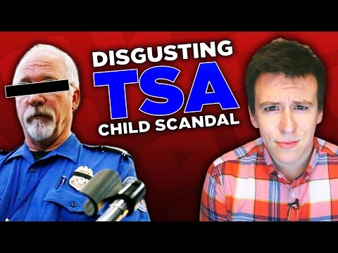 Thumbnail: DISGUSTING! People Outraged Over New Video Exposing TSA's Treatment of a Child