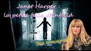 Janet Harper la petite fille d 39 Enfield Son témoignage