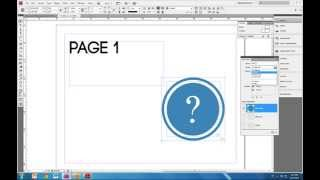 Creating rollover button that changes image in PDF (interactive) with text tutorial