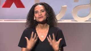 How to dare to take risks to live an intense life? | Frederique Bedos | TEDxCannes