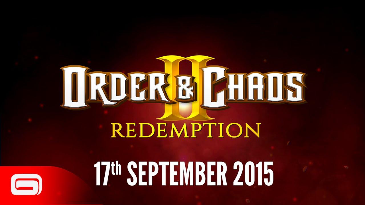 Order & Chaos 2: Redemption - Prelaunch Trailer