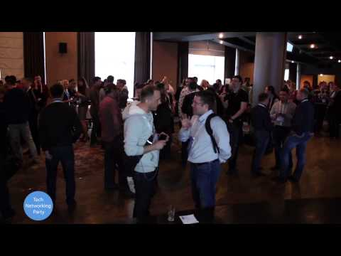 Tech Networking Party #5, Kyiv, 15.04.2015