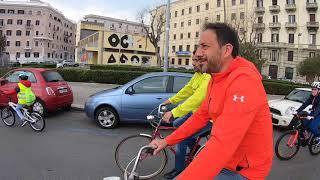 Festa della Bicicletta a Bari, Decaro: «Si rafforza il legame di Bari con le due ruote»