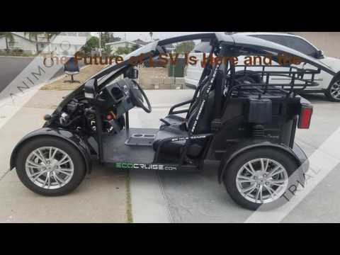 Electric Lsv For Sale Low Speed Vehicle Street Legal Doovi
