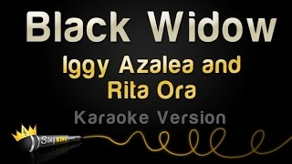 Iggy Azalea and Rita Ora - Black Widow (Karaoke Version)