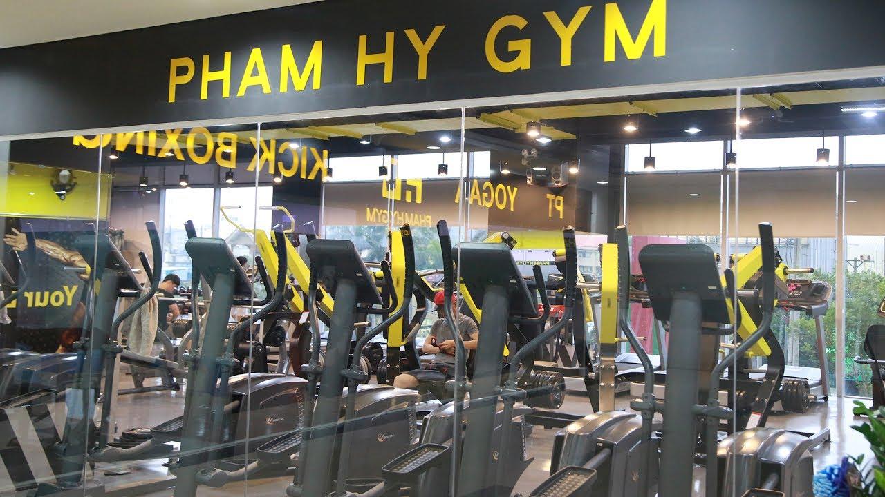 phòng tập gym đường nguyễn thị thập quận 7
