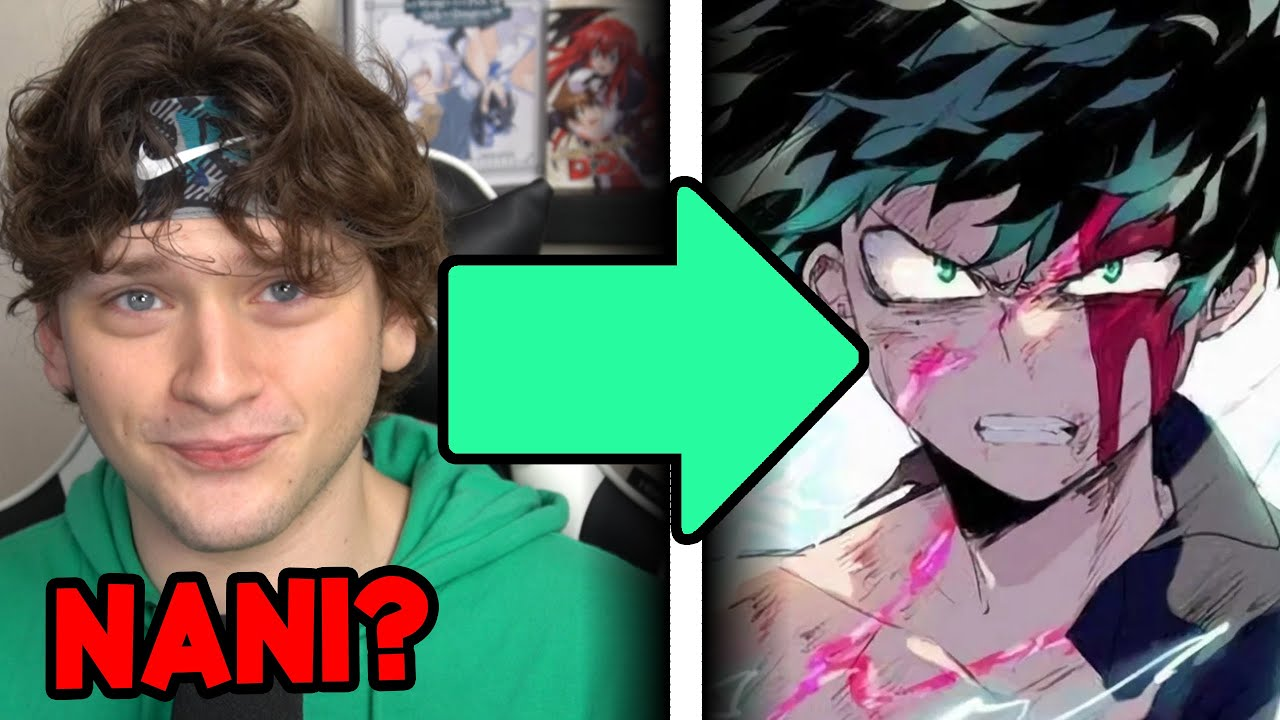 Which ANIME Character Do I Look Like? (Anime Quiz!)