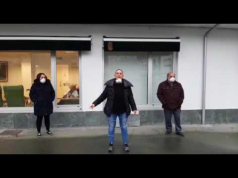 Polémica en Monterroso por el cierre de la residencia de mayores por prevención