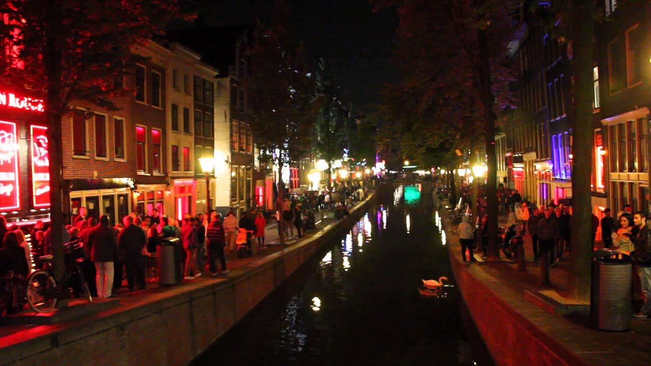 vitrinas barrio rojo amsterdam