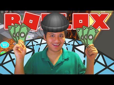 Bisakah Kamu MERAMPOK Rumah ROBLOX INI?! - Roblox Indonesia
