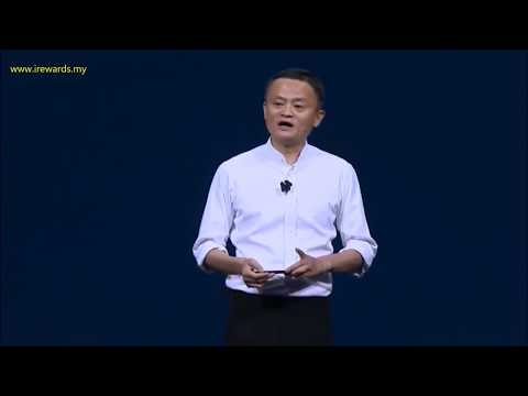 Jack Ma- The China Opportunity - Gateway '17 Detroit - USA