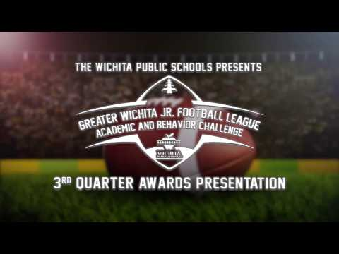 Greater Wichita Football League Academic and Behavior Challenge